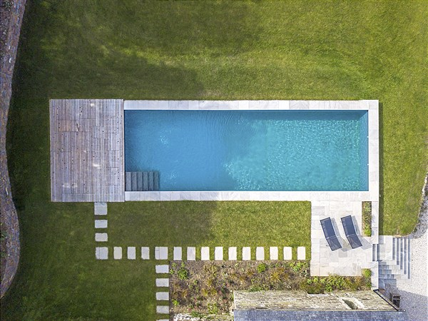 2. Platz - KATEGORIE: Living Pool - Firma: Natural Swimming Pools Ltd